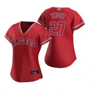 Los Angeles Angels Mike Trout Jersey
